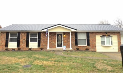 Barboursville Single Family Home For Sale: 15 Prince George Court