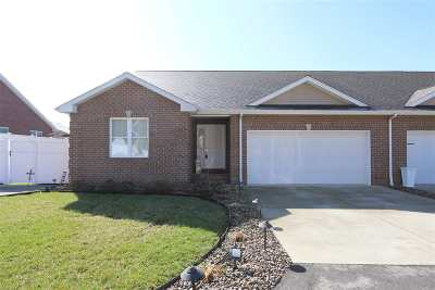 Proctorville Single Family Home For Sale: 351 Private Dr. 574