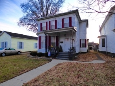 Ironton Single Family Home For Sale: 1006 S 6th Street