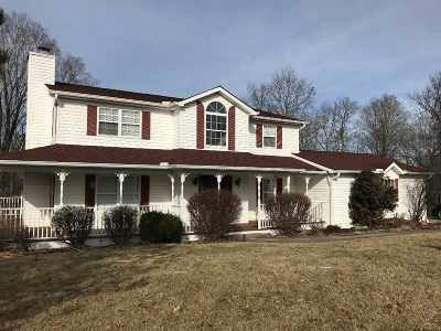 Proctorville Single Family Home For Sale: 143 Private Drive 64