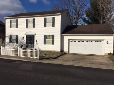 Barboursville Single Family Home For Sale: 1126 Blake Street