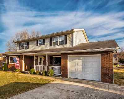 Chesapeake Single Family Home For Sale: 240 Township Road 1302
