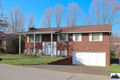 Milton Single Family Home For Sale: 2260 Circle Drive
