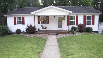 Barboursville Single Family Home For Sale: 3049 Wilson Road