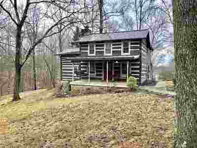 Barboursville Single Family Home For Sale: 1 Nichols Dr