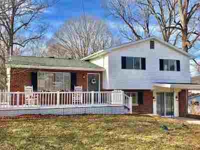 Milton Single Family Home For Sale: 1121 Scenic Drive