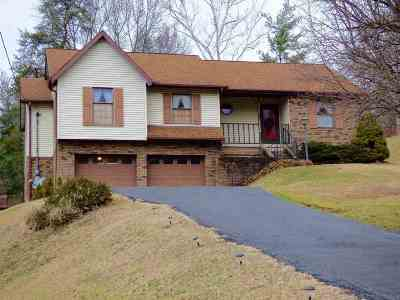 Ironton Single Family Home For Sale: 1758 State Route 141