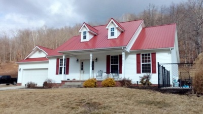 Lawrence County Single Family Home For Sale: 4493 County Road 17