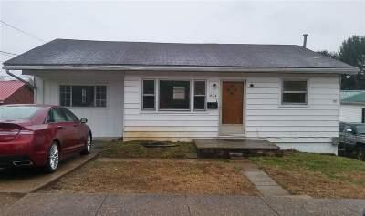 Milton Single Family Home For Sale: 404 Mason St.