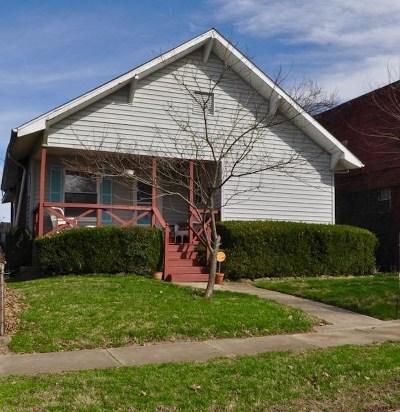 Huntington Single Family Home For Sale: 815 Vernon Street