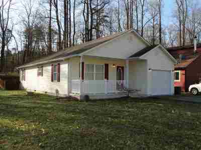 Barboursville Single Family Home For Sale: 6 Deer Run Road