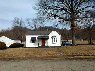 Ironton Single Family Home For Sale: 2003 No. 4th Street