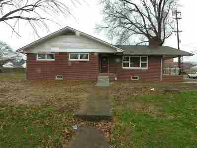 Huntington WV Single Family Home For Sale: $149,900