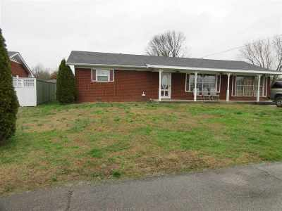 South Point OH Single Family Home For Sale: $112,500