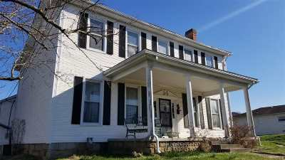 Barboursville Single Family Home For Sale: 849 Main Street