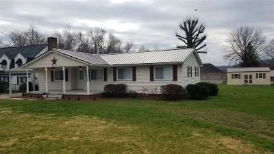 South Point Single Family Home For Sale: 7762 County Rd 1