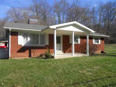 South Point OH Single Family Home For Sale: $175,000