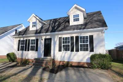 Proctorville Single Family Home For Sale: 52 Private Drive 235