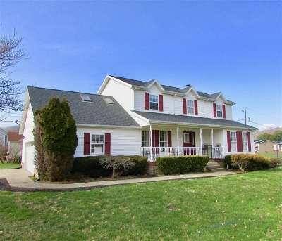 Barboursville Single Family Home For Sale: 1 Hawk Lane