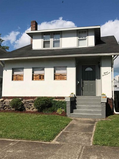Ironton Single Family Home For Sale: 1537 S 5th Street