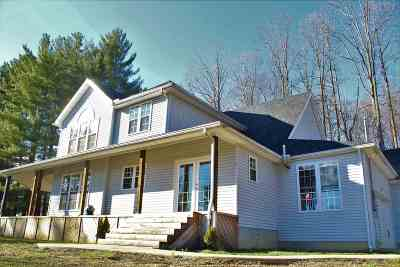 Ironton Single Family Home For Sale: 47 Private Drive 476