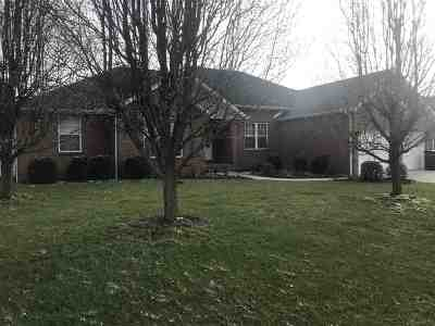 Proctorville Single Family Home For Sale: 433 Township Road 1535