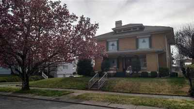 Ironton Single Family Home For Sale: 522 S 5th Street