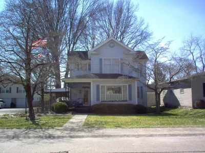 Ironton Single Family Home For Sale: 1742 N 2nd Street