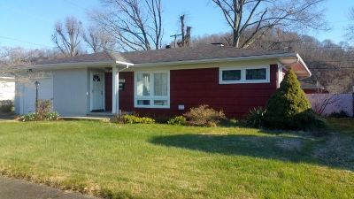 Ironton Single Family Home For Sale: 1609 Thomas