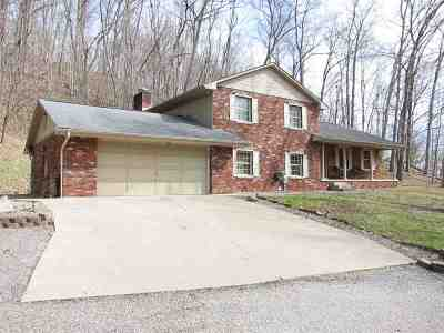 Chesapeake Single Family Home For Sale: 440 Township Road 1202