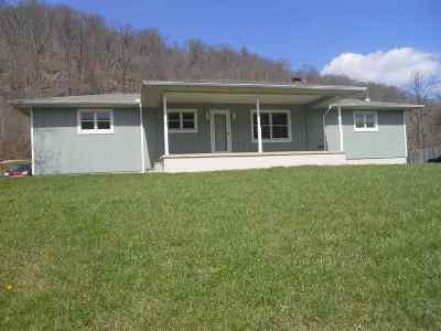 South Point OH Single Family Home For Sale: $140,000