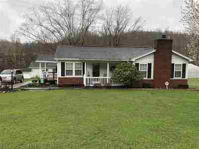 Willow Wood OH Single Family Home For Sale: $109,900