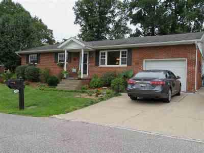 Ona Single Family Home For Sale: 3312 Maywood Drive
