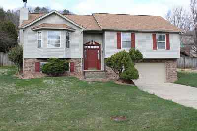Barboursville Single Family Home For Sale: 35 Regal Oaks