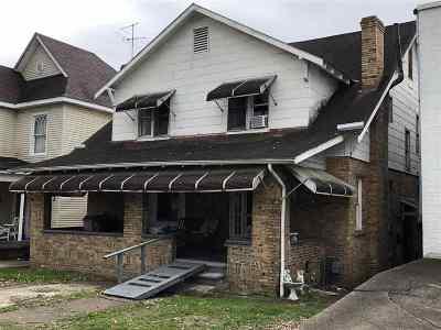 Huntington WV Multi Family Home For Sale: $65,000