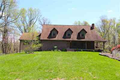 Kitts Hill Single Family Home For Sale: 199 Private Drive 2595