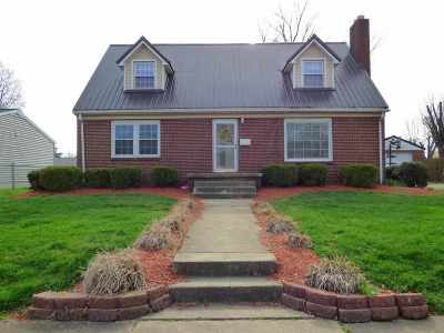 Ironton Single Family Home For Sale: 2544 S 7th Street
