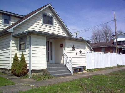 Ironton Single Family Home For Sale: 509 Neal Avenue