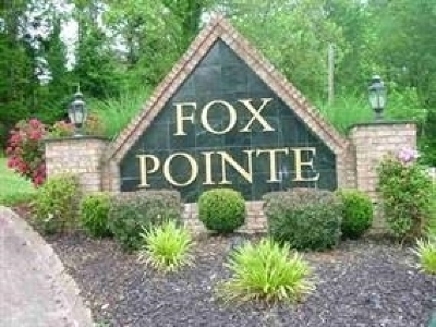 Milton Residential Lots & Land For Sale: Lot #7 Fox Pointe