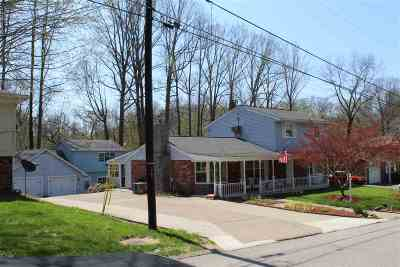 Ona Single Family Home For Sale: 95 Iroquois Trail