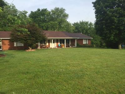 Ironton Single Family Home For Sale: 309 Twp Rd 111