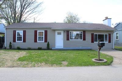 Barboursville Single Family Home For Sale: 125 Martin Drive