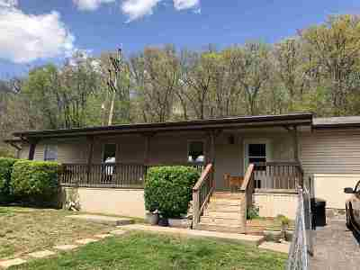 Lawrence County Single Family Home For Sale: 107 Cty Rd 407