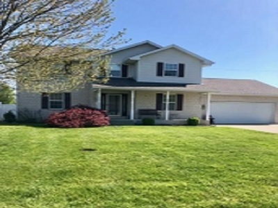 Proctorville Single Family Home For Sale: 303 Twp Rd 1533 Peach