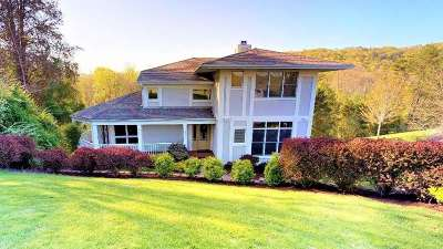 Barboursville Single Family Home For Sale: 1221 May Apple Heights