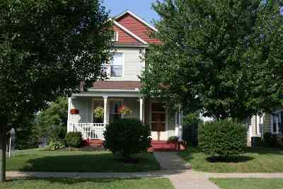 Ironton Single Family Home For Sale: 1122 S 6th Street
