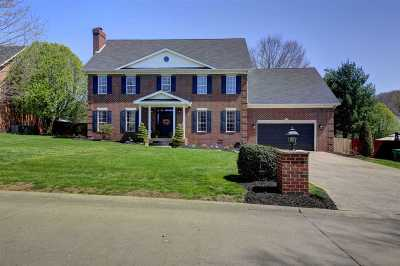 Hurricane Single Family Home For Sale: 205 Carrington Way