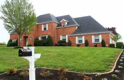 Ona Single Family Home For Sale: 50 Woodcock Lane