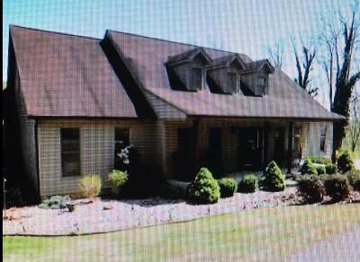 Lawrence County Single Family Home For Sale: 1390 Carl Drive