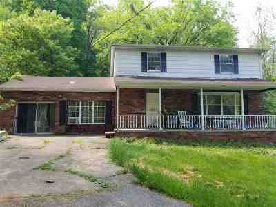 Barboursville Single Family Home For Sale: 4641 Rt. 10